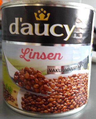 Linsen (Dose ) - Produkt - de