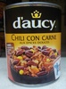 Chili con carne aux épices douces - Product