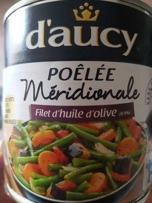 Poêlée Méridionale - Produit - fr