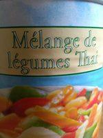 Mélange de légumes thaï - Product
