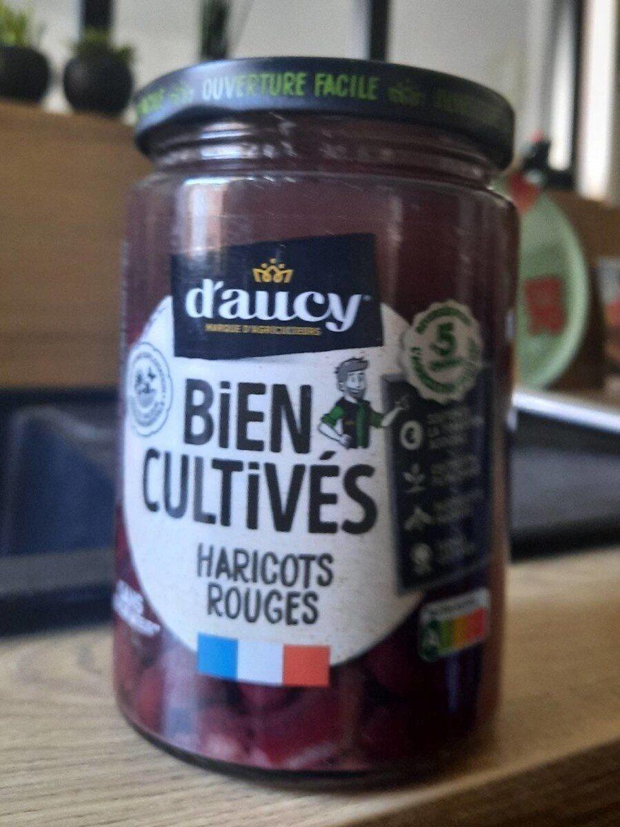 BIEN CULTIVES Haricots rouges - Produit - fr