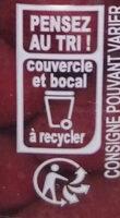 BIEN CULTIVES Haricots rouges - Instruction de recyclage et/ou informations d'emballage - fr