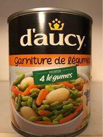 Garniture De Légumes - Produit - fr