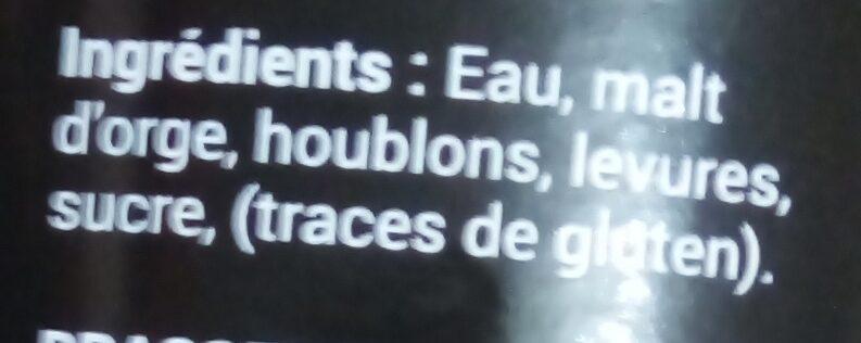 Titan - Ingredienti - fr