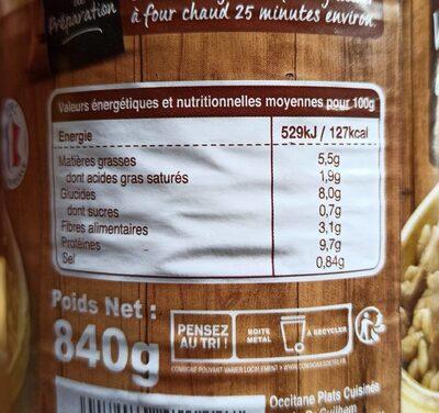 Véritable cassoulet de Castelnaudary - Produit - fr