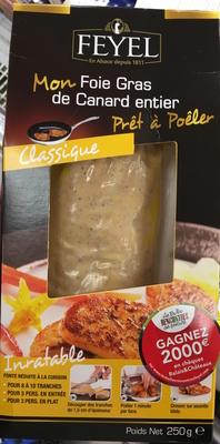 Foie gras de canard entiet - Product - fr
