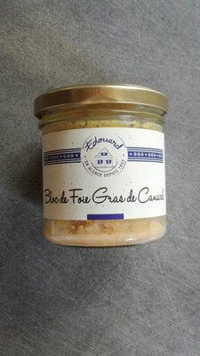 foie gras - Product - fr