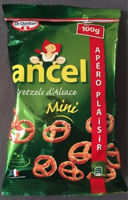 Mini Bretzels Ancel - Product