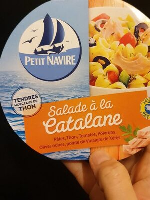 Salade a la catalane - Product - fr
