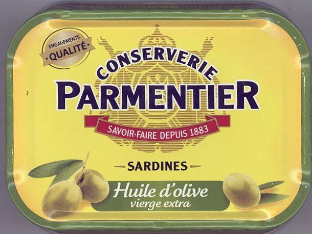 Sardines Sélection (à l'Huile d'Olive) - Product - fr