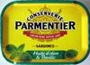 Sardines (Huile d'olive & Basilic) - Produit
