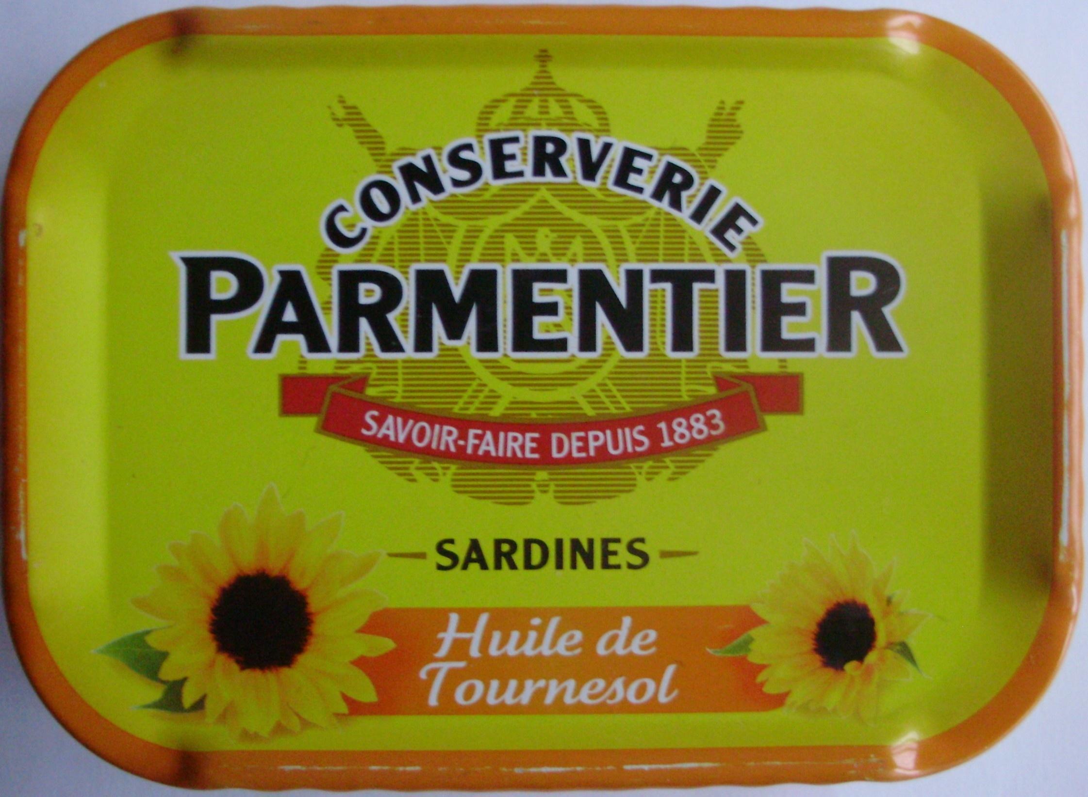 Sardines (Huile de Tournesol) - Product