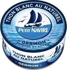 Thon blanc au naturel Germon - Prodotto - fr