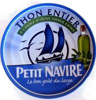 Thon entier à l\'huile d\'olive vierge extra - Product - nl