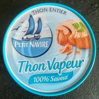 Thon vapeur nature - Produit - fr