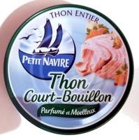 Thon court-Bouillon - Product - fr