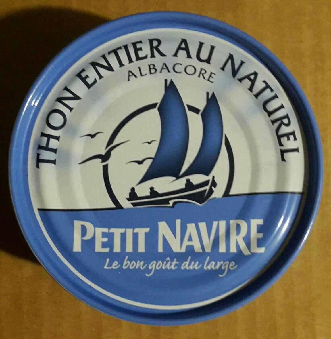 Thon entier au naturel - 製品 - fr