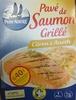 Pavé de saumon grillé Citron et Aneth - Produit