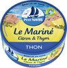 Emietté de thon mariné citron thym - Product