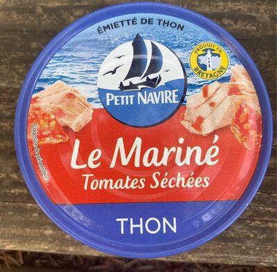Thon mariné tomates séchées - Product - fr