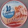 Le mariné tomates séchées - Produit