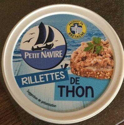 Rillettes de Thon - Produkt - fr