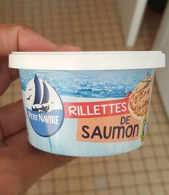 Rillettes de saumon - Produkt