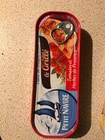 Filets de Maquereaux Grillés Tomates et Herbes de provence - Prodotto - fr