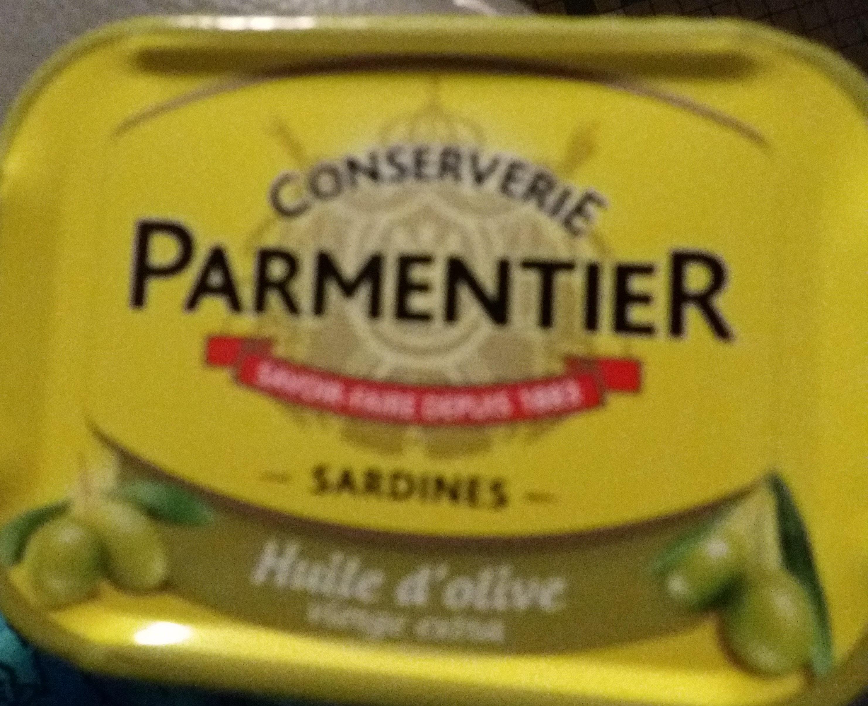 Conserverie sardines - Produit