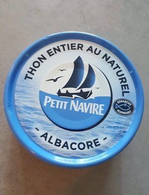 Thon entier au naturel - Product - fr