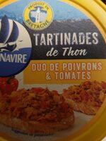 Tartinades de thon - Produit - fr