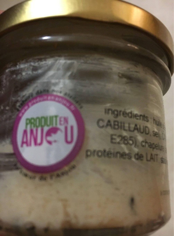 Tarama au caviar - Produit - fr