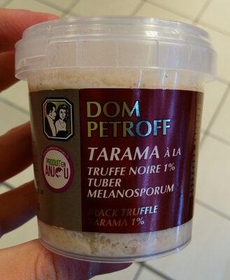Tarama à la truffe noire 1% - Product
