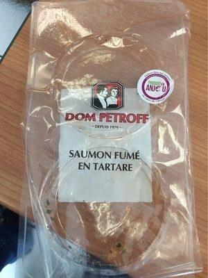 Saumon fumé en tartare - Product - fr