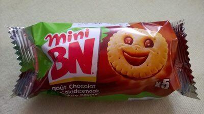 Mini BN goût Chocolat - Product