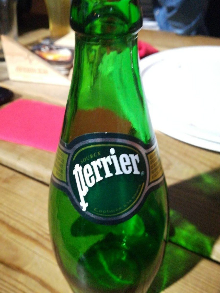 Perrier - Producto