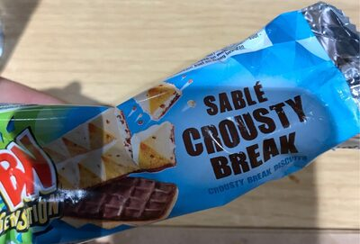 Bn sablé crousty break - Product