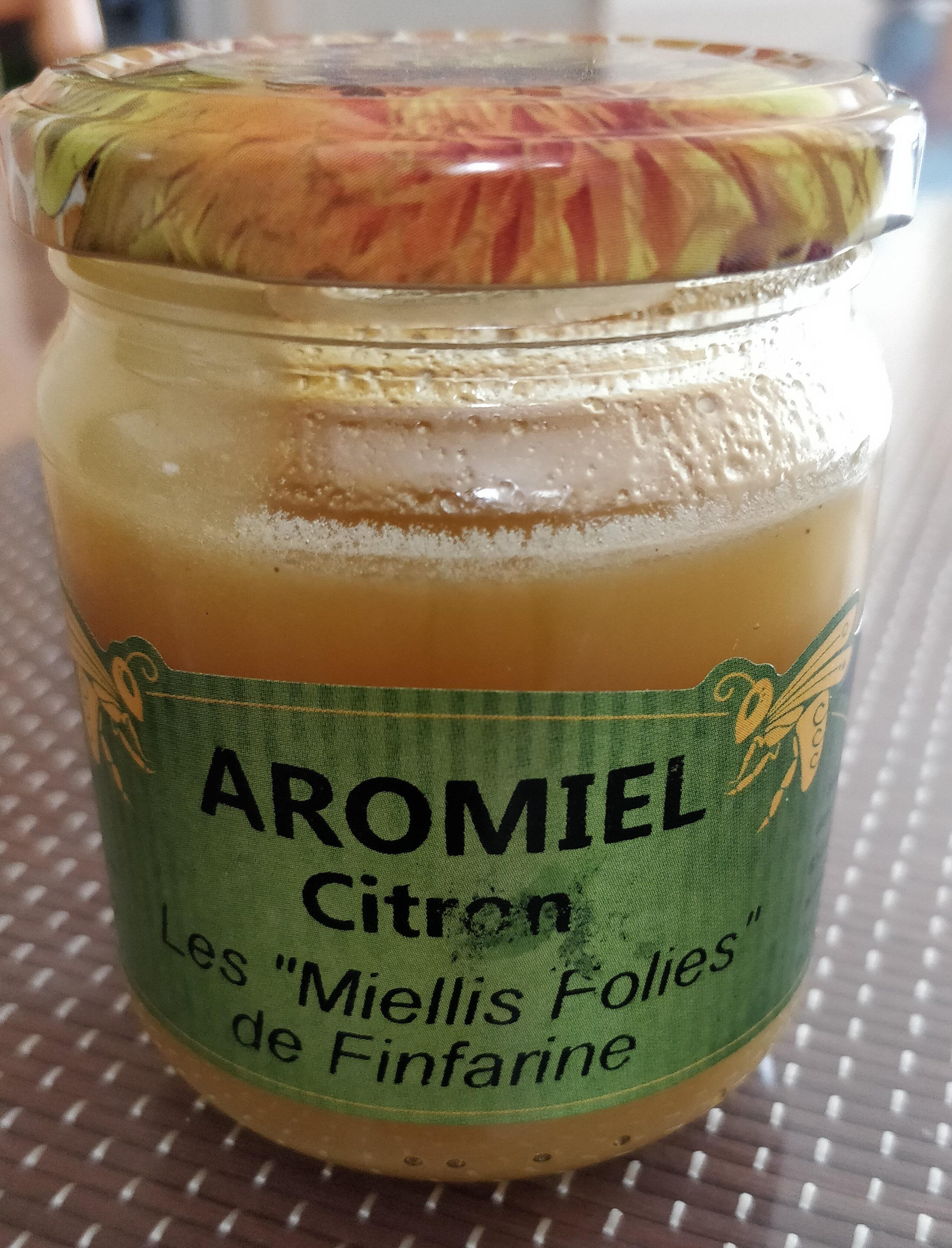 Aromiel Citron - Produit - fr