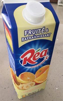Jus orange banane - Product