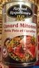 Canard Mitonné Petits Pois et Carottes - Product