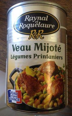 Veau mijote - Product - fr