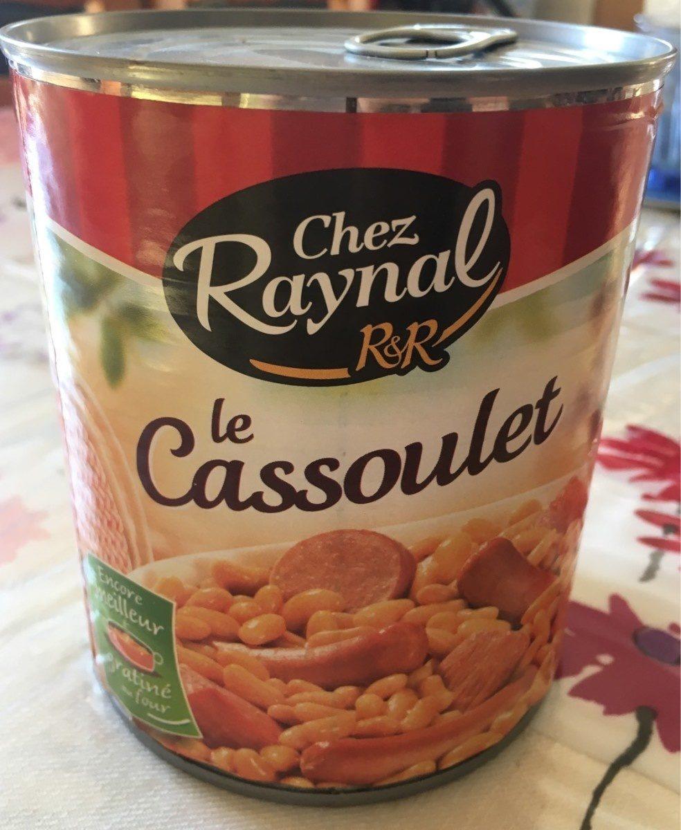 """Cassoulet Au Porc """"Coeur Du Marché"""" - Product - fr"""