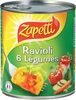 Ravioli 6 légumes recette vegetarienne - Product