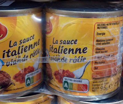 La sauce italienne à la viande rôtie (3 x 3021690017670) - Produit
