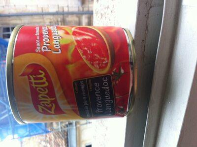 Sauce aux tomates Provence Languedoc - Produit