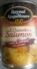 6 Quenelles de Saumon, Sauce Corail à la crevette (aux Œufs frais) - Produit