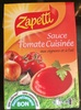 Sauce tomate cuisinée aux oignons et à l'ail - Product