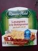 Lasagnes à la Bolognaise - Halal - Product