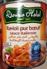 Ravioli pur bœuf sauce italienne - Product