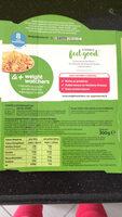 Couscous Oriental Poulet, Légumes Cuisinés et Boulgour - Nutrition facts